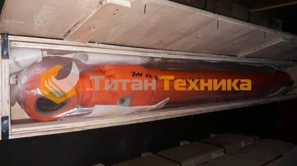 картинка Гидроцилиндр ковша для экскаватора Hitachi ZX250-3 от Титан Техники