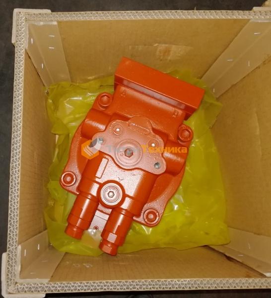 картинка Гидромотор редуктора поворота башни для экскаватора Doosan DX225 от Титан Техники