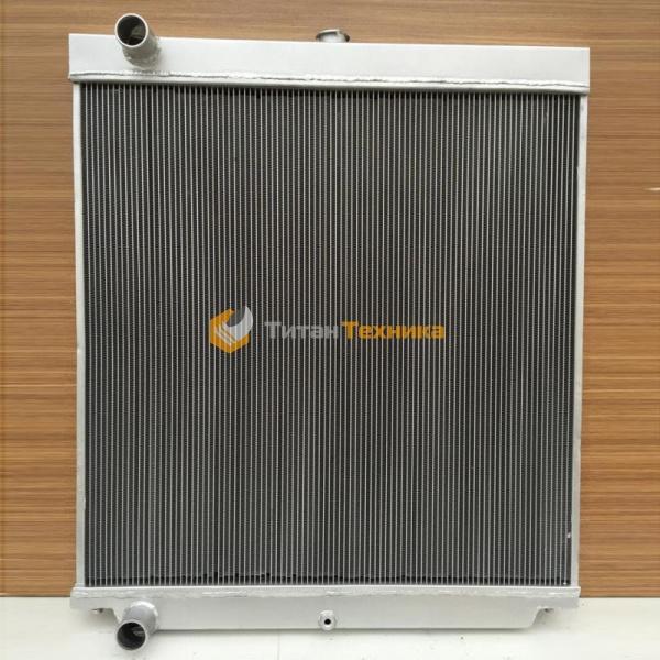 картинка Радиатор водяной для экскаватора Hitachi ZX200 от Титан Техники