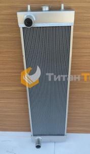 картинка Радиатор водяной для экскаватора Hitachi ZX210K-3 от Титан Техники