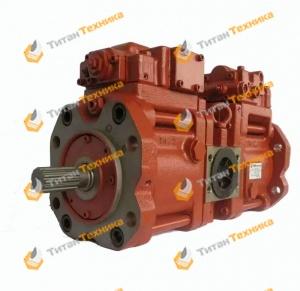 Гидравлический насос Kawasaki K3V63DTP-1R9R-9C2J-F+1 Титан Техника
