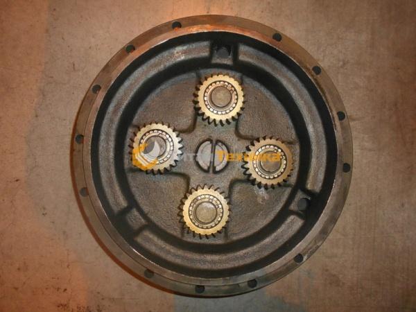 картинка Крышка редуктора для экскаватора JCB JS220 от Титан Техники