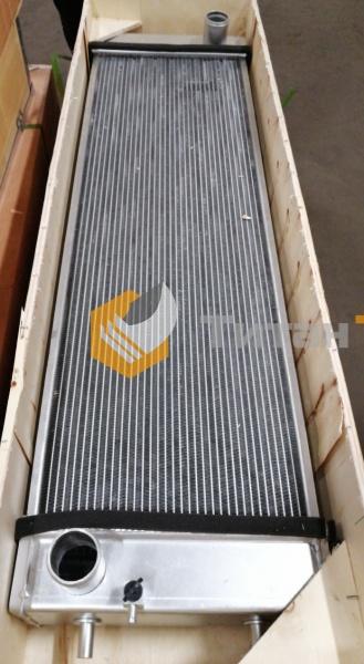 картинка Радиатор водяной для экскаватора Komatsu PC220-8 от Титан Техники