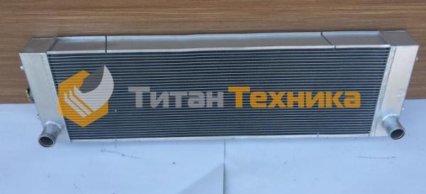 картинка Радиатор водяной для экскаватора Hitachi ZX240LC-3 от Титан Техники