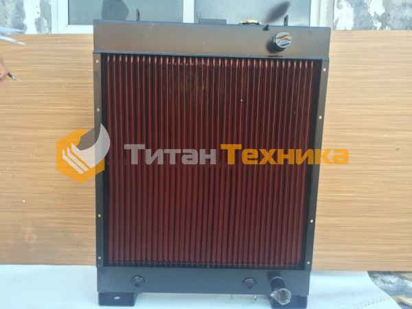 картинка Радиатор водяной для экскаватора Komatsu D65EX-12 от Титан Техники