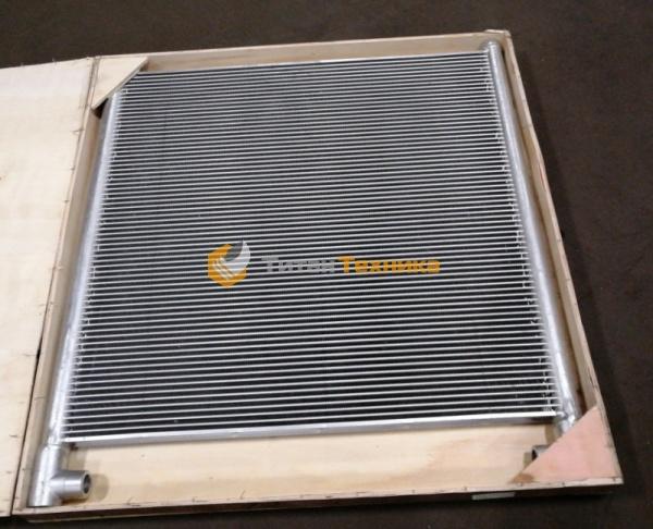 картинка Радиатор масляный для экскаватора Hitachi ZX330 от Титан Техники