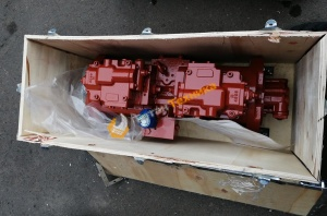 Гидравлический насос для экскаватора JCB JS260 Титан Техника