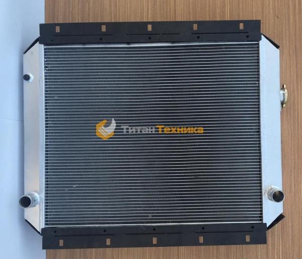 картинка Радиатор водяной для экскаватора Hitachi EX200LCH-3 от Титан Техники