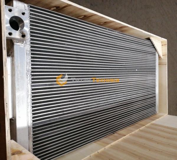 картинка Радиатор масляный для экскаватора Caterpillar 336D от Титан Техники