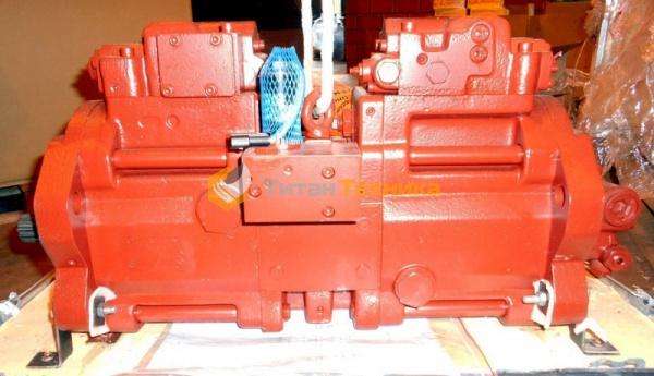 картинка Гидравлический насос Kawasaki K3V112DT-1CER-9C32-1 (Flutek) от Титан Техники