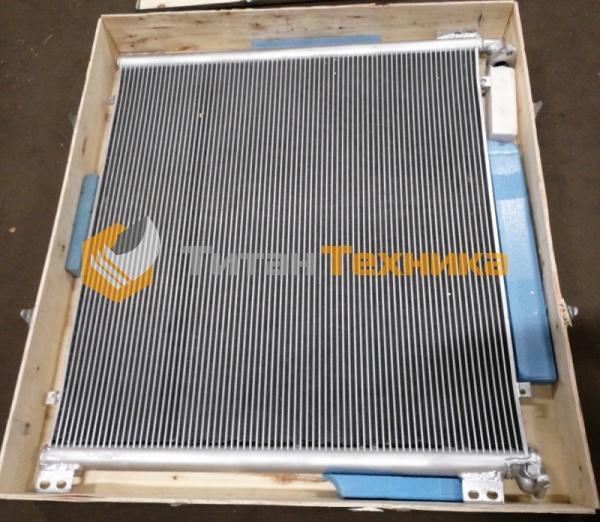 картинка Радиатор масляный для экскаватора Komatsu PC350-7 от Титан Техники
