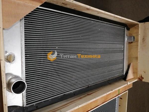 картинка Радиатор водяной для экскаватора Caterpillar 320C от Титан Техники