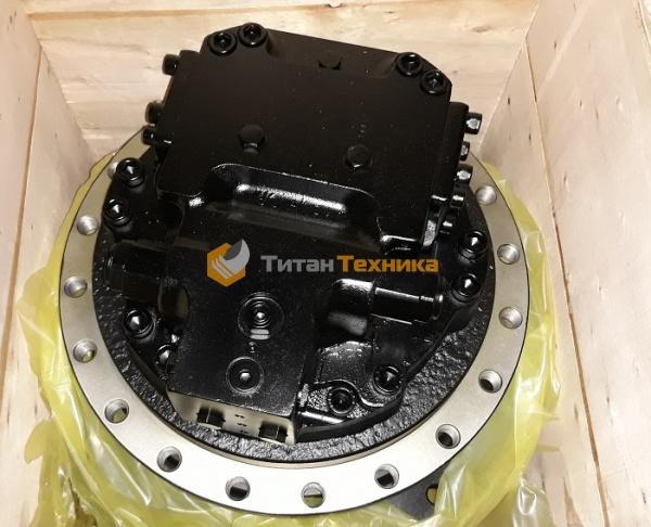 картинка Редуктор хода в сборе с гидромотором для экскаватора Hyundai R290LC-5 от Титан Техники