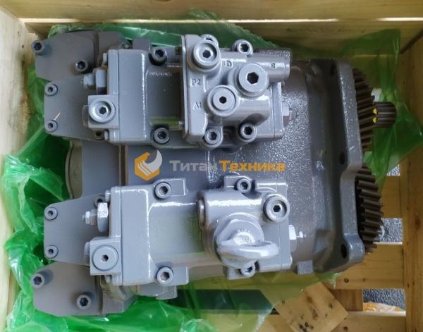 картинка Гидравлический насос для экскаватора Hitachi ZX200-1 от Титан Техники