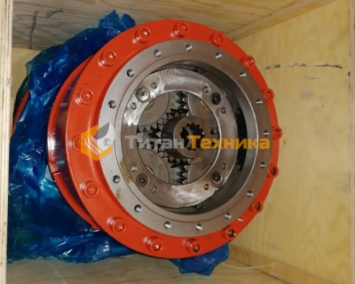 картинка Редуктор поворота башни для экскаватора Doosan DX300 от Титан Техники