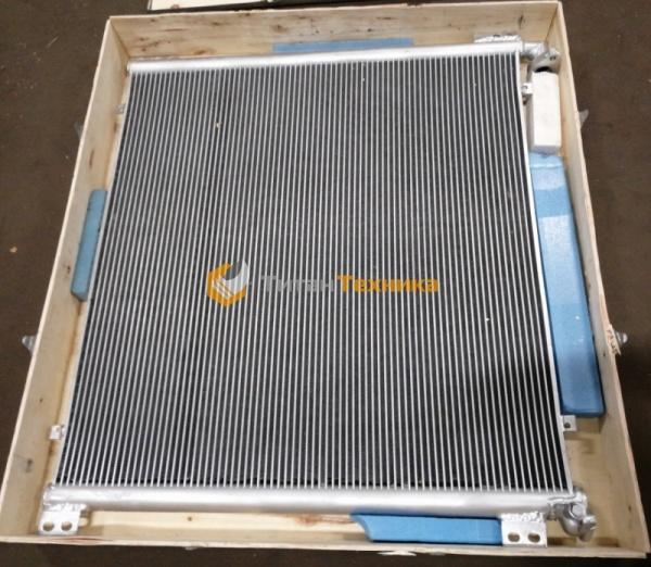 картинка Радиатор масляный для экскаватора Komatsu PC300-7 от Титан Техники