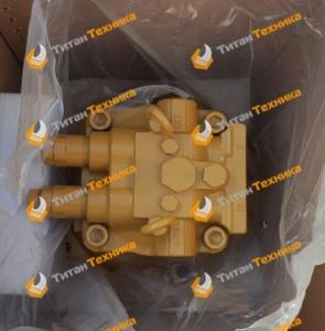 Гидромотор поворота для экскаватора Caterpillar 320D Титан Техника