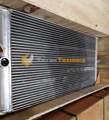 картинка Радиатор водяной для экскаватора Caterpillar 320D (new type) от Титан Техники
