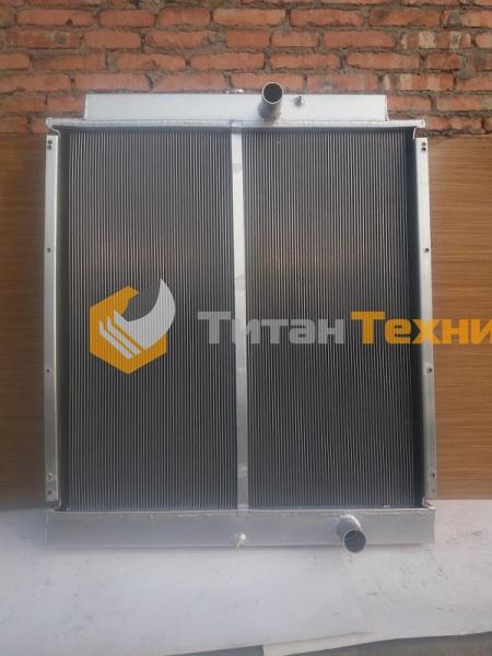 картинка Радиатор водяной для экскаватора Hyundai R500LC-7A от Титан Техники